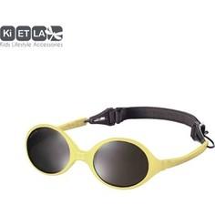 Ki ET LA Очки солнцезащитные детские Diabola 0-18 мес. Yellow (желтый) (T1JAUNE)