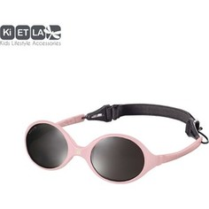 Ki ET LA Очки солнцезащитные детские Diabola 0-18 мес. Light Pink (светло-розовый) (T1GUIMAUVE)