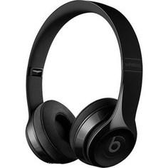 Наушники Beats Solo3 Wireless On-Ear gloss black (MNEN2ZE/A)