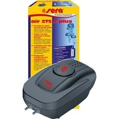 Компрессор SERA PRECISION AIR 275 R plus с регулятором для аэрации воды в аквариуме