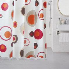 Штора для ванной Milardo Lovely Phantom 180x180 см (503V180M11)