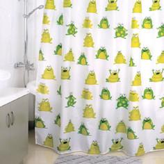 Штора для ванной Milardo Frogs Pool 180x200 см (890P180M11)