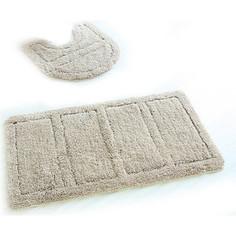 Набор ковриков для ванной IDDIS Landscape 60x90 и 50x50 см (242M590i13)