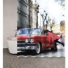 Штора для ванной IDDIS Vintage Moments 180x200 см (670P18Ri11)