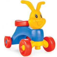 Каталка Pilsan Bunny Friend в пакете цвет синий (07-815)