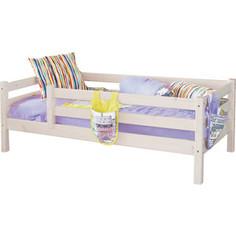 Детская кровать Мебельград Соня с защитой по периметру, вариант 3