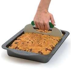 Противень прямоугольный BergHOFF с инструментом для нарезания 36x27x5 см Perfect Slice (1100051)
