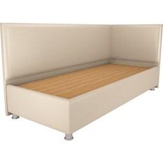 Кровать OrthoSleep Бибионе Лайт жесткое основание Сонтекс Беж 160х200