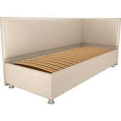 Кровать OrthoSleep Бибионе Лайт ортопед. основание Сонтекс Беж 160х200