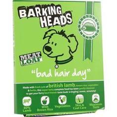 Консервы BARKING HEADS Adult Dog Meat Loaf Bad Hair Day with British Lamb с британским ягненком роскошная шевелюра для собак 400г (19499/13248/45201)
