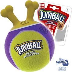 Игрушка GiGwi Jumball Big Ball Is a Good Ball мяч с захватом для собак (75364)