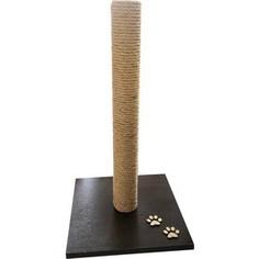 Когтеточка PerseiLine Столбик ЕВРО для кошек 52х30 см (00093/КД-22)