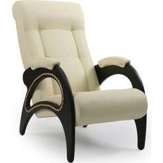 Кресло для отдыха Мебель Импэкс Комфорт Модель 41 венге, обивка Dundi 112