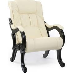 Кресло для отдыха Мебель Импэкс Комфорт Модель 71 венге, обивка Dundi 112