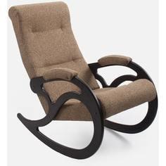 Кресло-качалка Мебель Импэкс Комфорт Модель 5 венге, обивка Malta 17