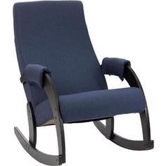 Кресло-качалка Мебель Импэкс Комфорт Модель 67М Verona Denim Blue