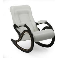 Кресло-качалка Мебель Импэкс Комфорт Модель 7 венге, обивка mango 002