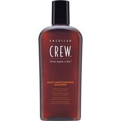AMERICAN CREW Daily Moisturizing Shampoo Шампунь для ежедневного ухода за нормальными и сухими волосами 250 мл