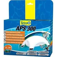 Компрессор Tetra APS 300 Silent Aquarium Air Pomp White Edition для аквариумов 120-300л (белый)