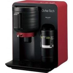 Чайная машина Sharp Ocha Tech TET01ZRD, красная