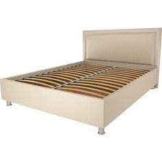 Кровать OrthoSleep Кьянти lite ортопед.основание Сонтекс Беж 90х200