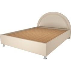 Кровать OrthoSleep Градо lite жесткое основание Сонтекс Беж 160х200