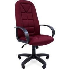 Офисное кресло Русские кресла РК 127 TW-13 бордовый