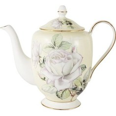 Заварочный чайник 1.0 л Colombo Белые розы (C2-TP-K6121)
