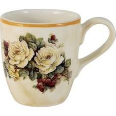 Кружка LCS Роза и малина (LCS934-RM-AL)