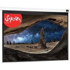 Экран для проектора Sakura Pro 221x125 Motoscreen 16:9 настенно-потолочный (моторизованный) 100