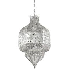 Подвесной светильник Ideal Lux Nawa-1 SP8 Argento