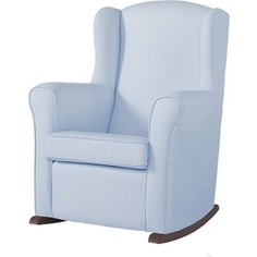 Кресло-качалка Micuna Wing/Nanny chocolate/stripes blue (Э0000017631)
