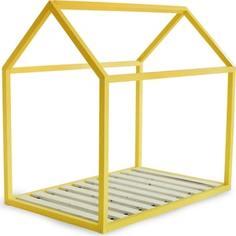 Кровать Anderson Дрима Base желтая 90x190