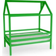 Кровать Anderson Дрима H зеленая 80x190