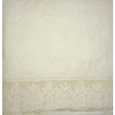 Полотенце Brielle Garden cream-cream 70x140 кремово-кремовый (1204-85301)