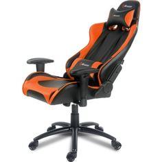 Компьютерное кресло  для геймеров Arozzi Verona-V2 orange