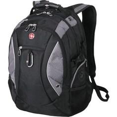 Рюкзак Wenger NEO черный/серый (1015215)
