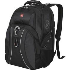 Рюкзак Wenger серый/черный (12704215)