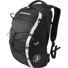 Рюкзак Wenger черный/серебристый (30532499)