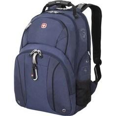 Рюкзак Wenger синий/чёрный (3253303408) 26 л