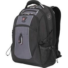 Рюкзак Wenger чёрный/серый (6677204410) 39 л