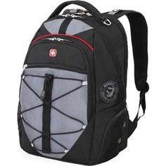 Рюкзак Wenger чёрный/серый (6772204408) 30 л