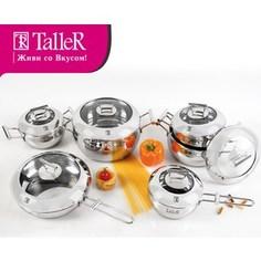 Набор посуды 12 предметов Taller Робертс (TR-1040)