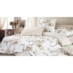 Комплект постельного белья Ecotex 2-х сп, сатин, Рузена (КГМРузена)