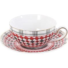 Чайный набор 12 предметов Best Home Porcelain Carnival (1210135)