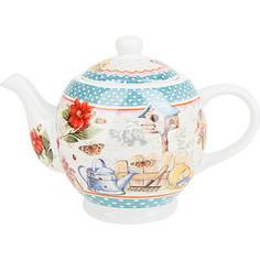 Заварочный чайник 1.12 л Nouvelle Сад (M0661202)