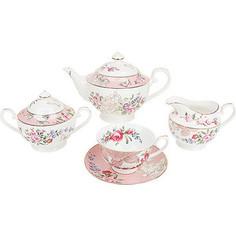 Чайный сервиз 15 предметов Best Home Porcelain Жизель (M1700029)