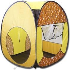 Палатка BELON Квадрат Милые мишки (ПИ-004К-ПР6)