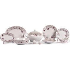 Сервиз столовый 25 предметов La Rose des Sables Mimosa (539825 1607)