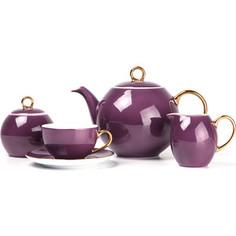 Сервиз чайный 15 предметов La Rose des Sables Monalisa (559511 3124)